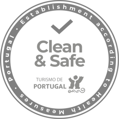 Clean & Safe Establishment according to Health Measures - Turismo de Portugal